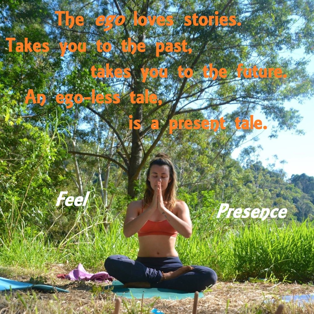 feel presence
