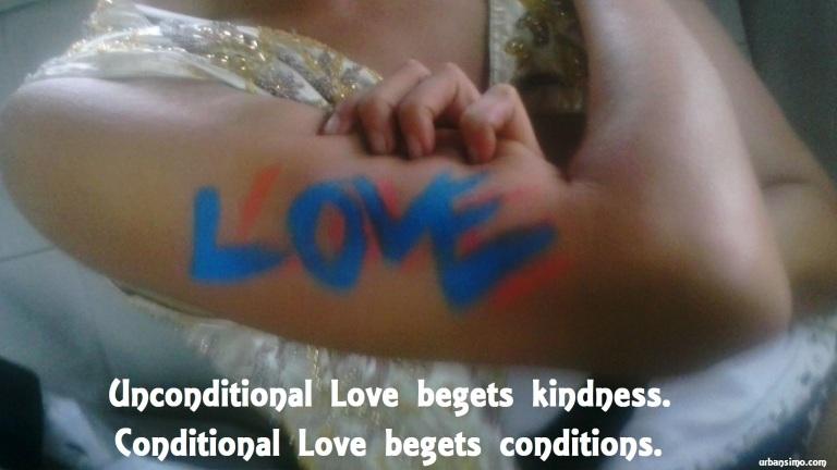 love begets